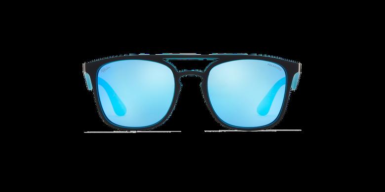 Gafas de sol OSTUNI POLARIZED negro/azulvista de frente