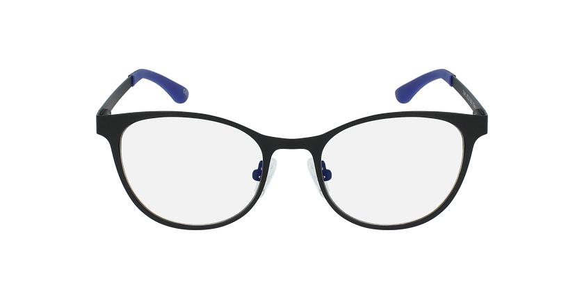 Gafas graduadas mujer MAGIC 45 BLUEBLOCK negro - vista de frente