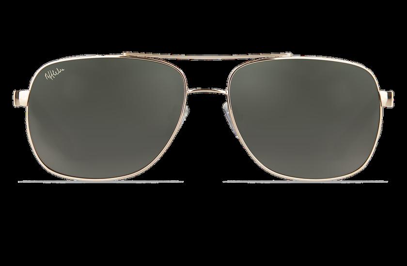 Gafas de sol hombre CRUZEIRO dorado - danio.store.product.image_view_face