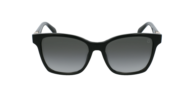 Gafas de sol mujer STOA52S negro/careyvista de frente