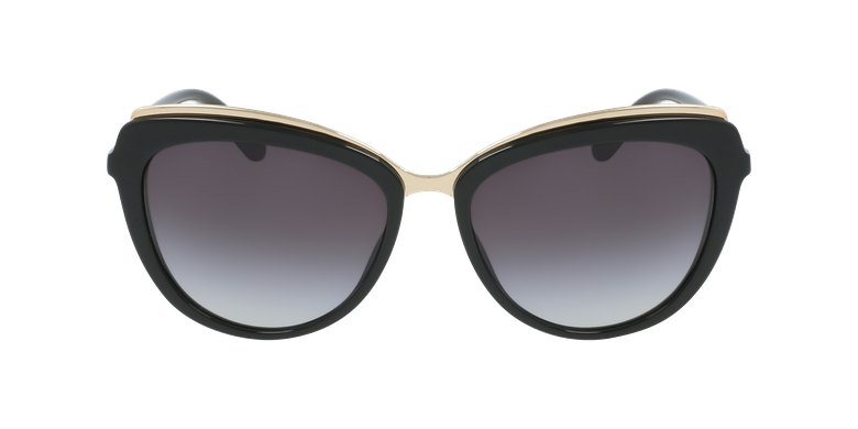 Gafas de sol mujer 0DG4304 negrovista de frente
