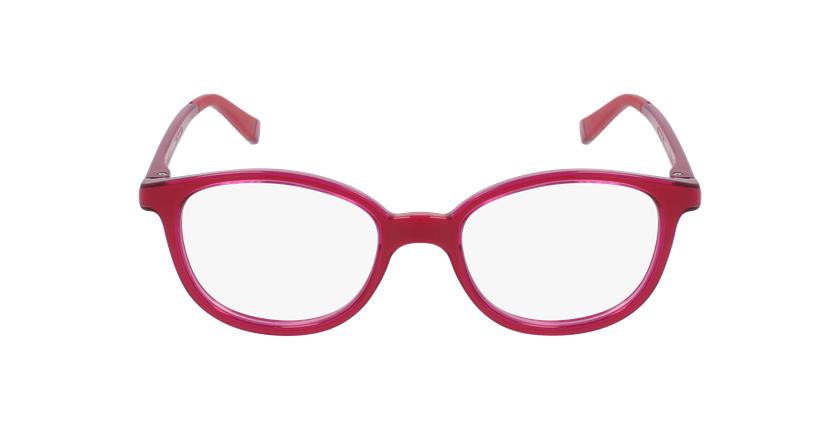 Gafas graduadas niños RFOM1 rosa/rosa - vista de frente