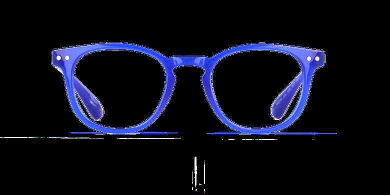 Gafas graduadas niños BLUE BLOCK JUNIOR azulvista de frente