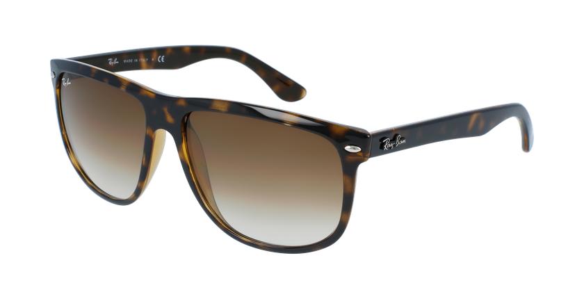 Gafas de sol hombre 0RB4147 marrón - vue de 3/4