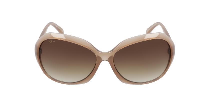 Gafas de sol mujer LARA rosa - vista de frente