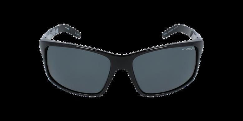 Gafas de sol hombre FASTBALL negrovista de frente