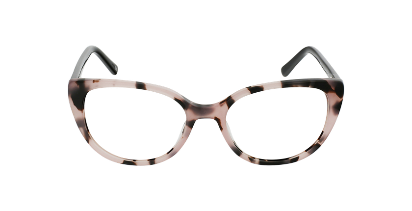 Gafas graduadas mujer OAF21621 rosa - vista de frente