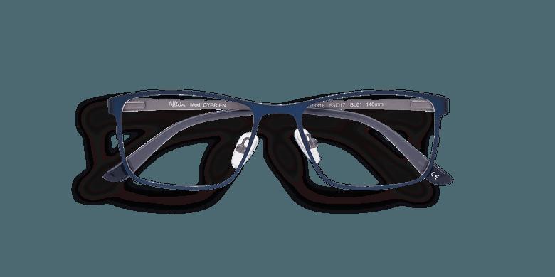 e2c081e0e6 Gafas graduadas LEON negro - Afflelou