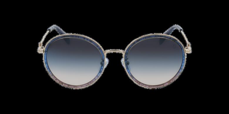 Gafas de sol mujer STO371 dorado/rosavista de frente