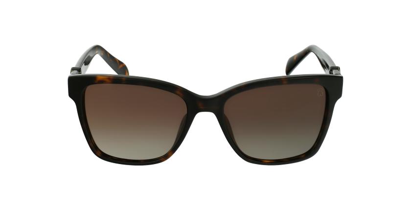 Gafas de sol mujer STOA89V marrón - vista de frente