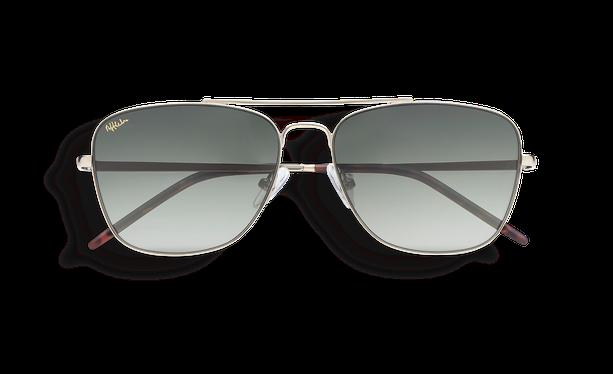 Gafas de sol hombre BRENTWOOD dorado - danio.store.product.image_view_face