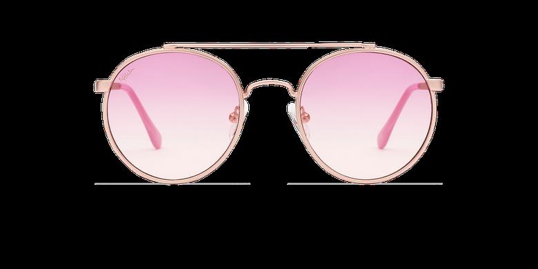 Gafas de sol MOHO rosavista de frente