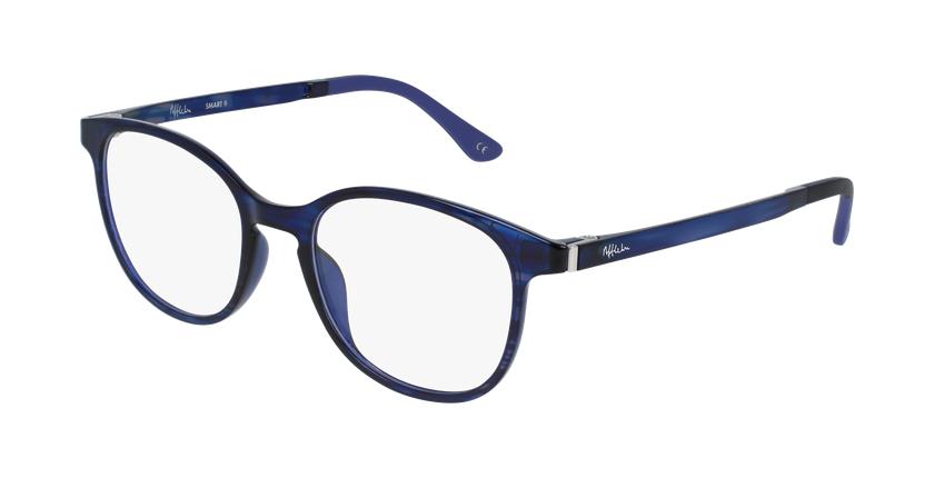 Gafas graduadas mujer MAGIC 09 morado/azul - vue de 3/4