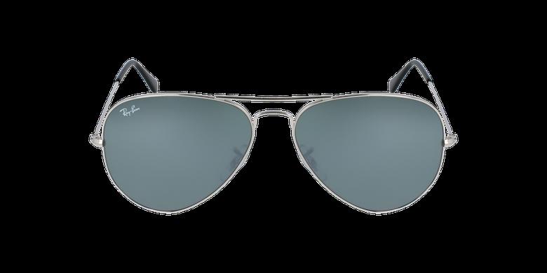 Gafas de sol AVIATOR LARGE METAL plateado/gris