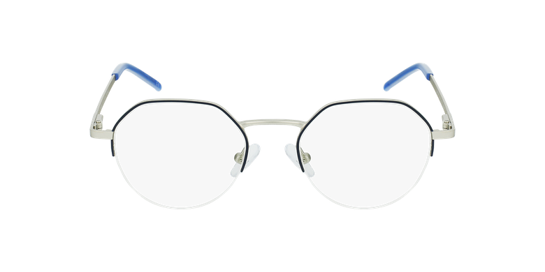 Gafas graduadas mujer LAM azul/dorado