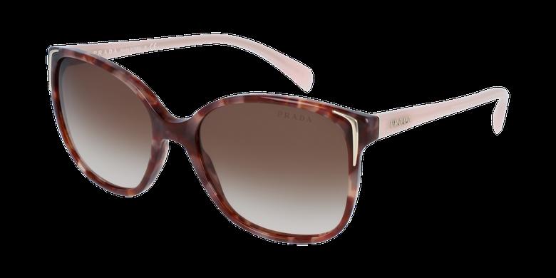 Gafas de sol mujer 0PR 01OS marrón/rosa