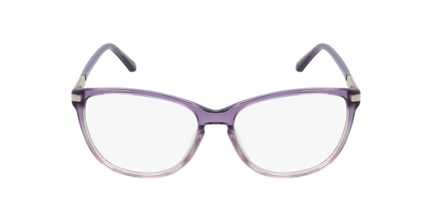 Gafas graduadas mujer OAF20520 morado - vista de frente
