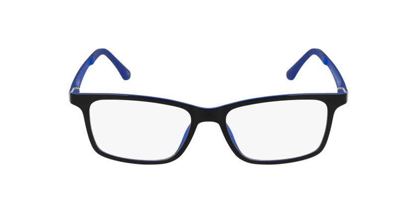 Gafas graduadas hombre MAGIC 32 BLUE BLOCK negro/azul - vista de frente