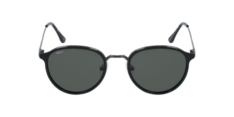 Gafas de sol AVILES negro/gunvista de frente