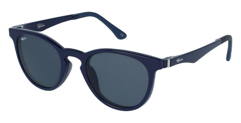 Gafas de sol MAGIC 27 BLUE BLOCK azul - vue de 3/4