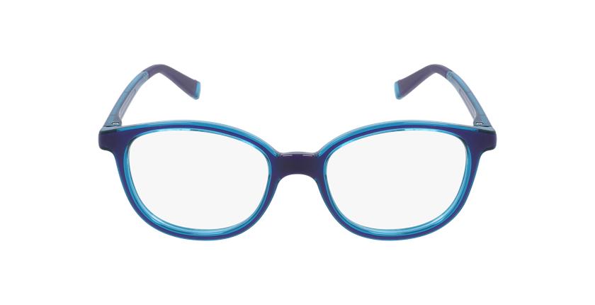 Gafas graduadas niños RFOM1 morado/turquesa - vista de frente