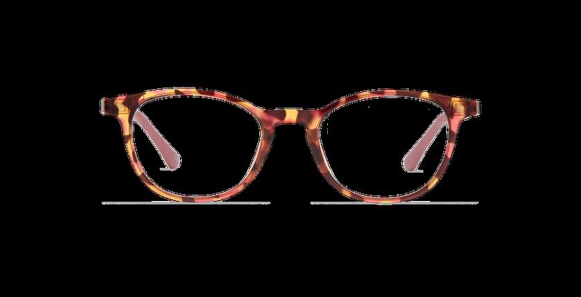 Gafas graduadas mujer MAGIC 18 carey/carey rosa - vista de frente