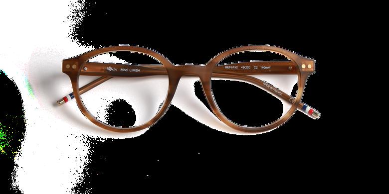 Gafas graduadas hombre LIMBA marrón