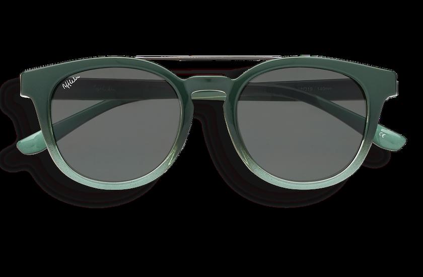 Gafas de sol niños ALIZOS verde - danio.store.product.image_view_face
