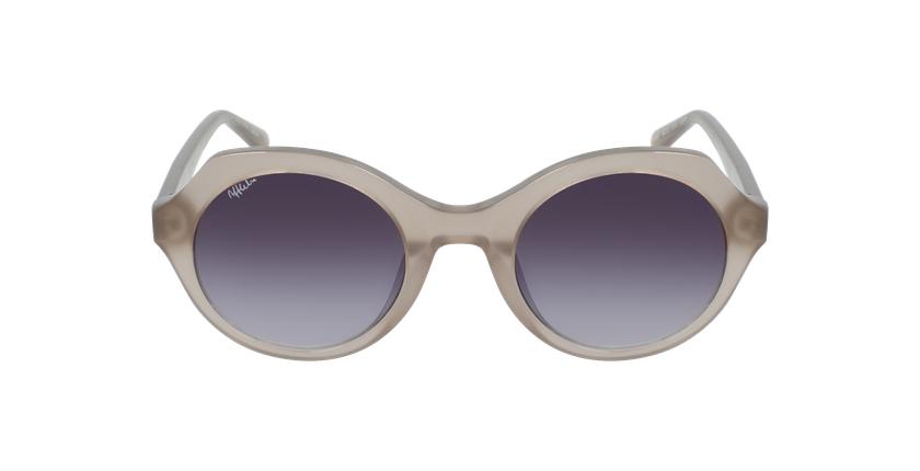Gafas de sol mujer AUREA gris - vista de frente