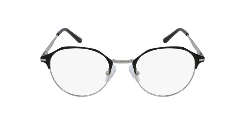 Gafas graduadas mujer OAF20524 negro/plateado - vista de frente