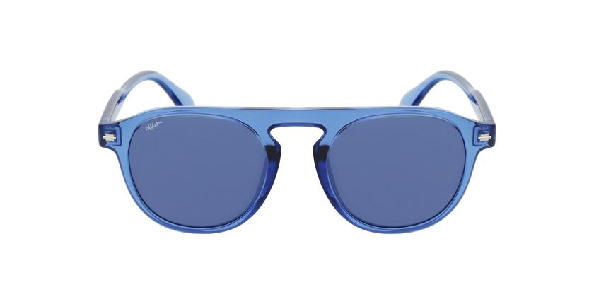 Gafas de sol BEACH azul - vista de frente
