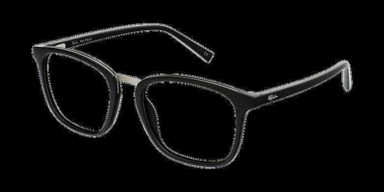 Gafas graduadas hombre OAH21613 negro/plateado