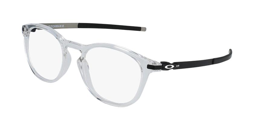 Gafas graduadas hombre PITCHMAN R OX 8105 transparente - vue de 3/4
