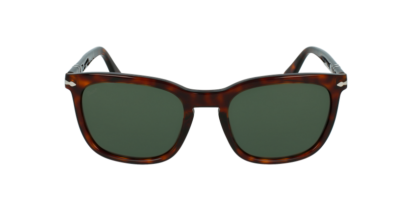 Gafas de sol hombre 0PO3193S marrón - vista de frente