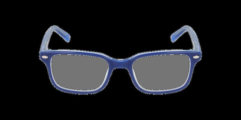 Gafas graduadas niños EDDIE azulvista de frente
