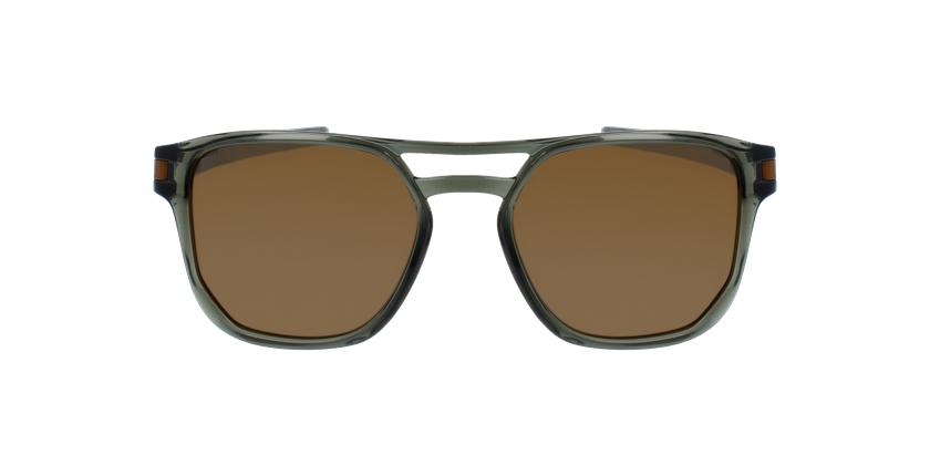 Gafas de sol hombre LATCH BETA verde - vista de frente