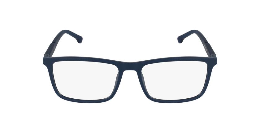Gafas graduadas hombre VPL877 azul/azul - vista de frente