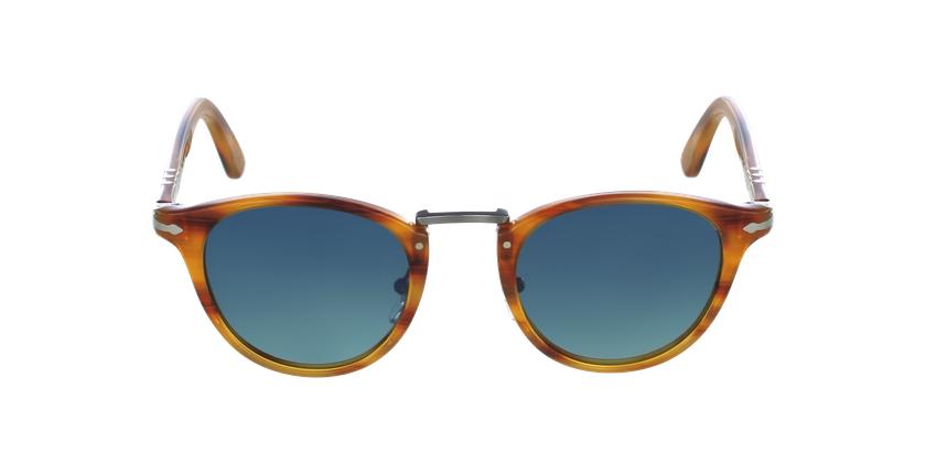 Gafas de sol hombre 0PO3108S marrón - vista de frente