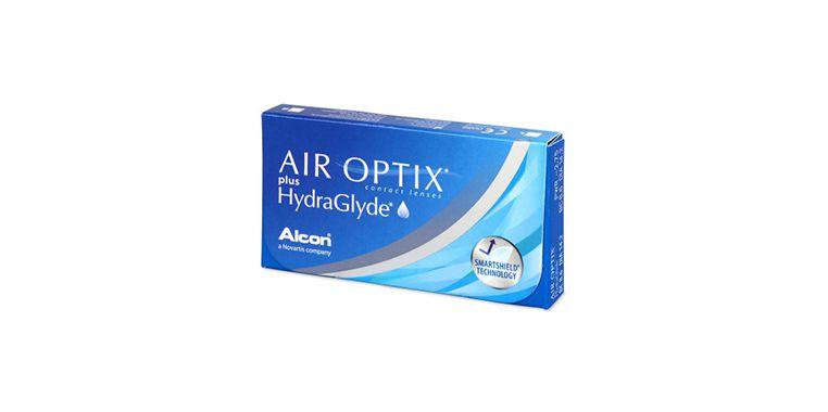 Lentillas Air Optix Hydraglyde 6L