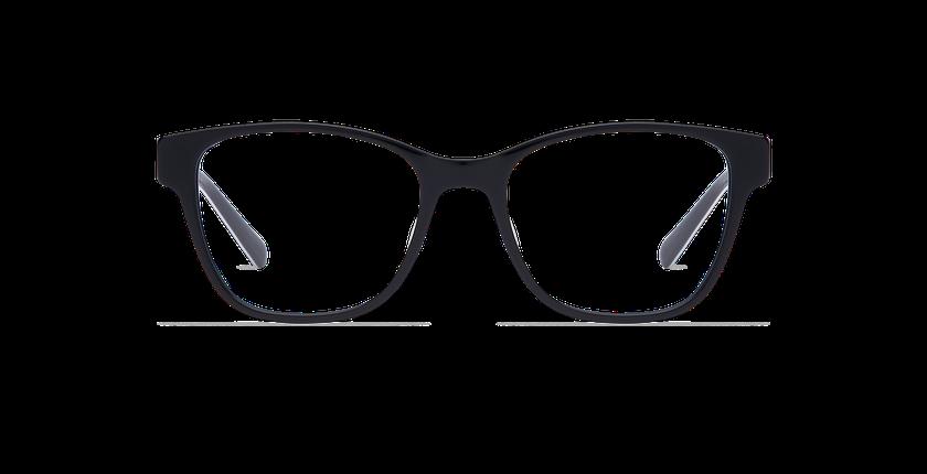 Gafas graduadas mujer KIERA negro - vista de frente
