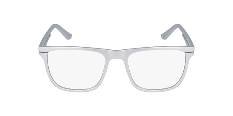 Gafas graduadas hombre VPL485 plateado/plateado