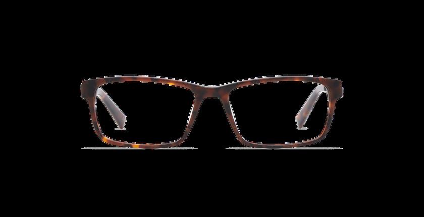Gafas graduadas hombre KYLIAN carey/marrón - vista de frente