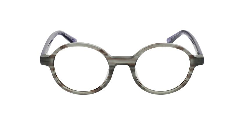 Gafas graduadas mujer OAF21619 gris - vista de frente