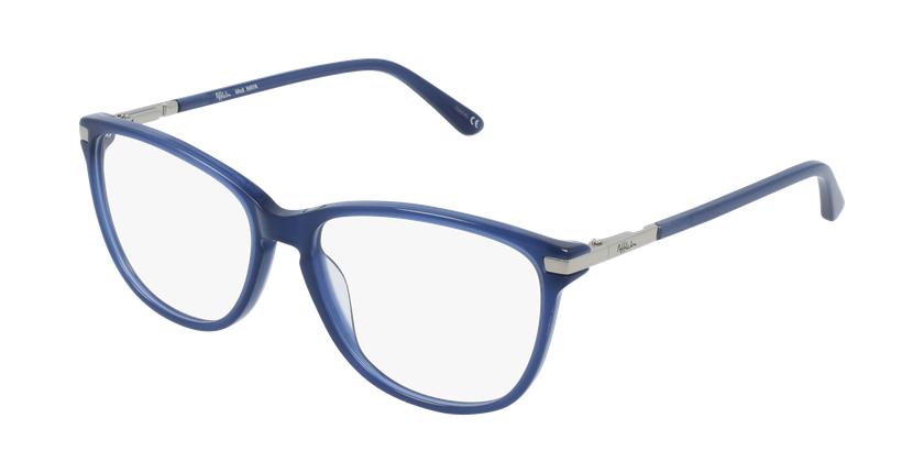 Gafas graduadas mujer OAF20520 azul - vue de 3/4