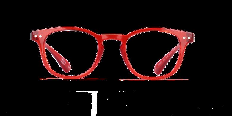 Gafas graduadas niños BLUE BLOCK NIÑOS rojovista de frente