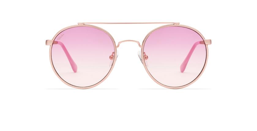 Gafas de sol MOHO rosa - vista de frente