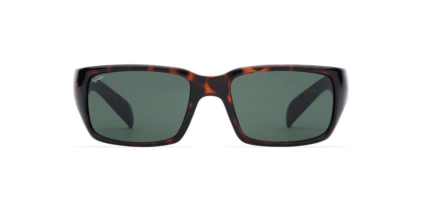 Gafas de sol hombre JEREZ carey - vista de frente