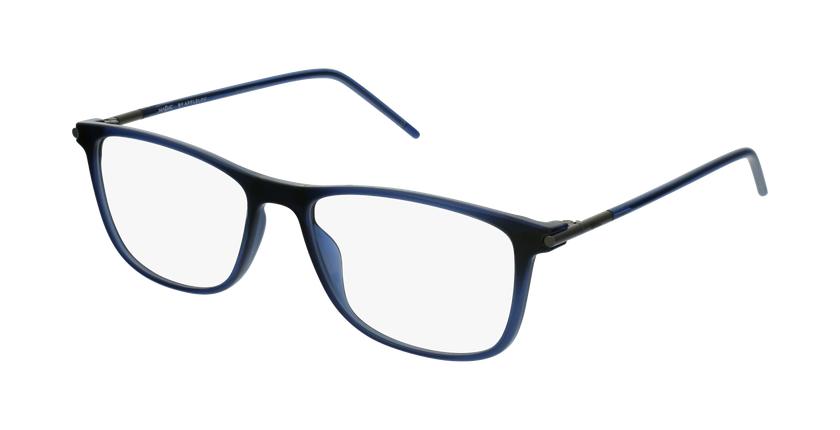 Gafas graduadas hombre MAGIC 73 azul - vue de 3/4