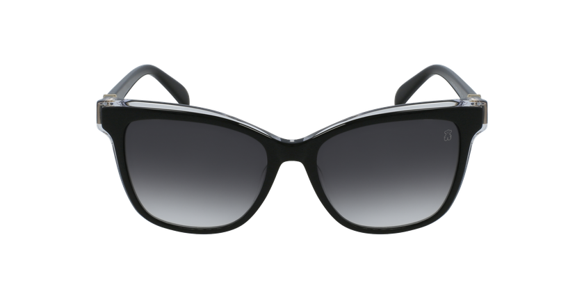 Gafas de sol mujer STOA27S negro - vista de frente
