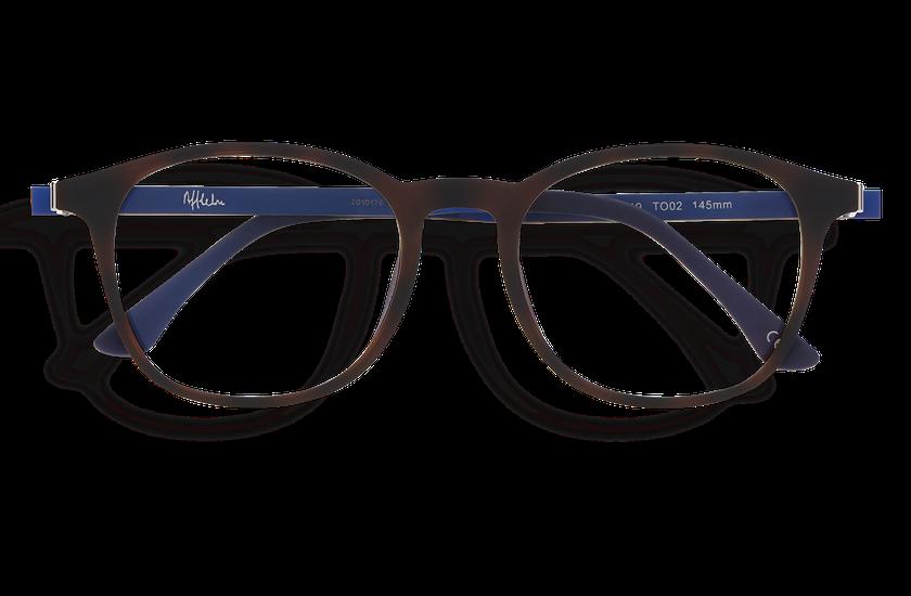 Gafas graduadas hombre MAGIC 25 BLUE BLOCK carey/azul - danio.store.product.image_view_face